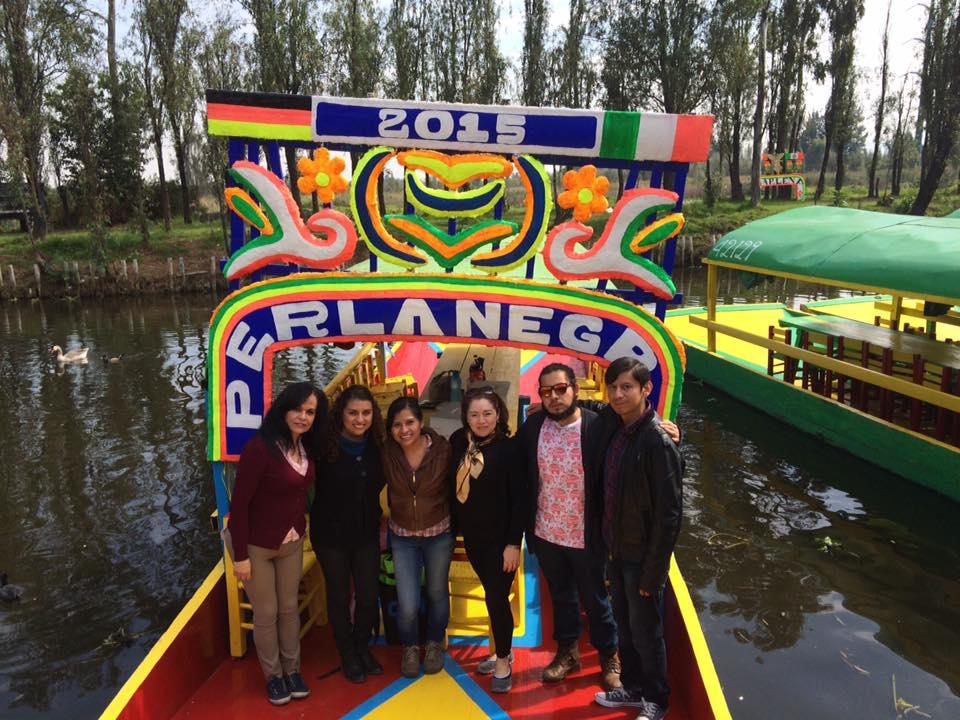 En Xochimilco